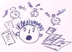 стресс потеря контроля