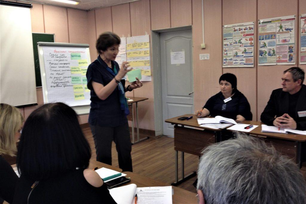 бизнес-тренер Мария Шардакова